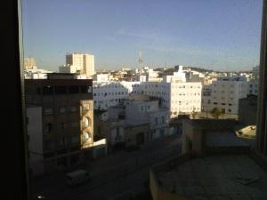 Good morning downtown Tunis