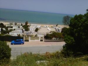 My neighbourhood in La Marsa!