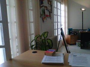 Lovely sunny office, Tunis